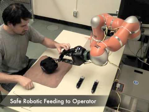 Robotic Feeding
